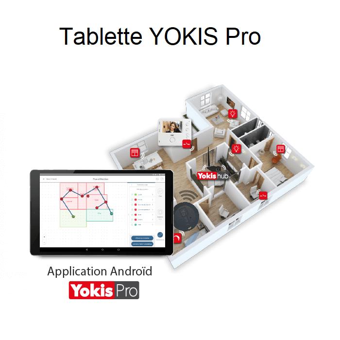 Kit YPRO - Tablette + YOKEY
