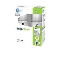LED BrightStik 15W E27 - Lot de 2