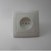 Prise de courant base blanc efapel logus90