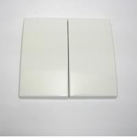 Doigt double blanc efapel apolo 5000 50611TBR