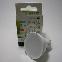 Ampoule LED 5W GU10 6500 kelvin Eurolamp-1
