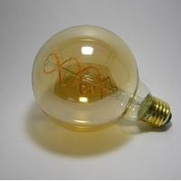 Ampoule LED Filament Déco G95 Gold 5W Gradable