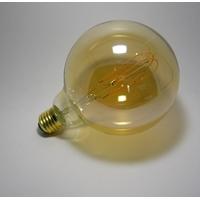 Ampoule LED filament Déco G125 Gold 5W Gradable