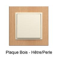 Plaque ARBORE Hetre Perle 90910TFP