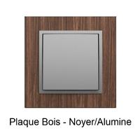 Plaque ARBORE Noyer Alumine 90910TNA