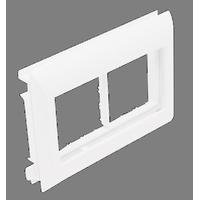 Adaptateur  Quadro 45 L75 4 modules EFAPEL 10952-2