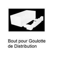 Bout pour Goulotte de Distribution Série 10