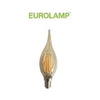 Ampoule LED Flamme Filament Coup de vent Gradable