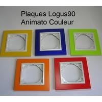 Plaque Logus90 Animato Couleur