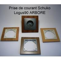 Prise de courant Schuko - Logus90 ARBORE