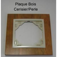 Plaque Bois LOGUS90 ARBORE - Cerisier/Perle