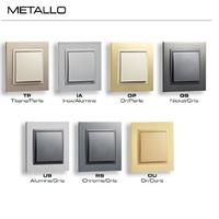 Couleurs gamme logus90 metallo