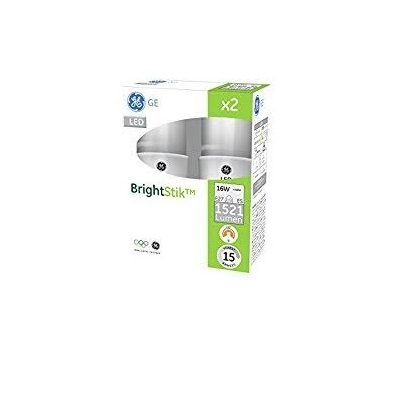 LED BrightStik 15W E27 - Lot de 2