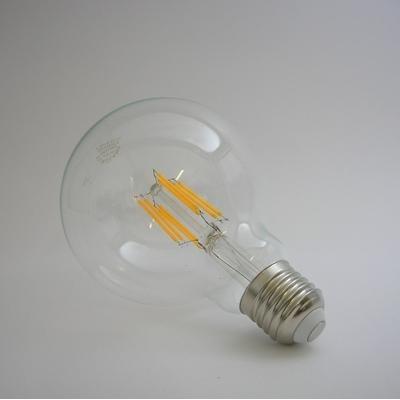 LED Filament Globe G95 6W Gradable