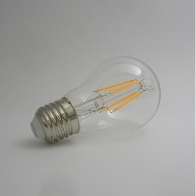 LED Filament A60 4W ou 7W Gradable