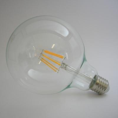 LED Filament Globe G125 6W Gradable