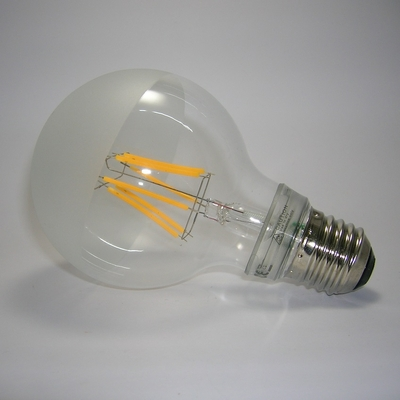 LED Filament EnergySmart Globe G80 4W Perlée