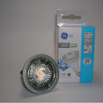 LED R50 Energy Smart 3,5W Gradable Culot E14 Angle 35°