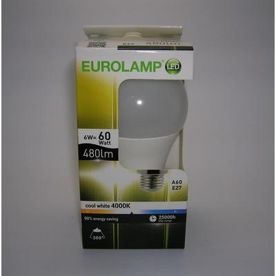Ampoule LED A60 E27 6W