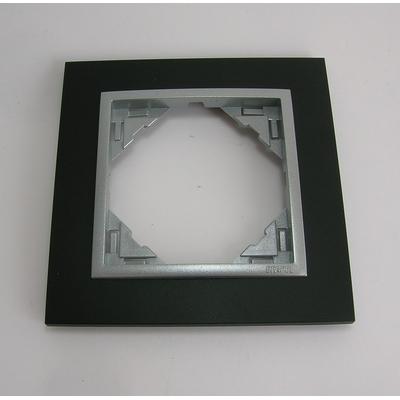 Plaque Animato Noir MAT/Alumine LOGUS90