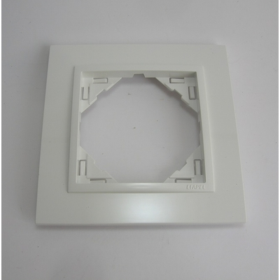 Plaque Animato Blanc/Blanc Logus90