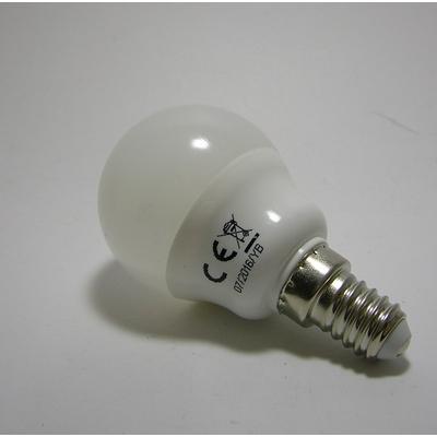 Ampoule LED G45 E14 4W ou 6W