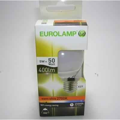 LED SMD Mini Globe G45 - 5 ou 7W E27