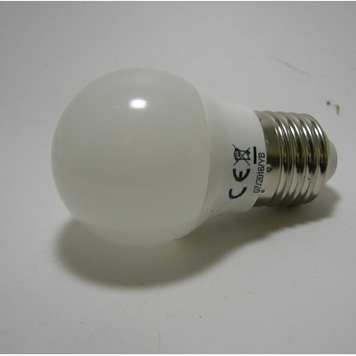 Ampoule LED G45 E27 4W ou 6W