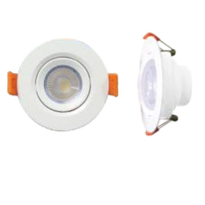 Downlight LED Spot Recessed 3W