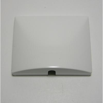 Enjoliveur pour sortie de câbles sirius70 Blanc