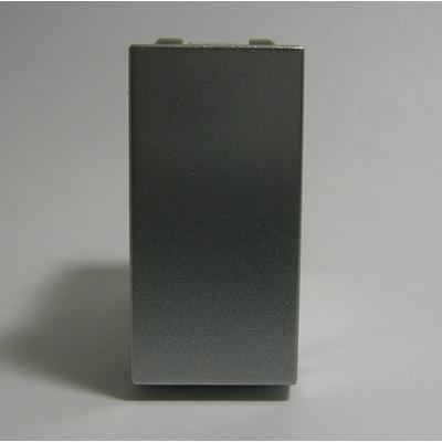 Interrupteur Unipolaire Semi-Assemblé - 1 module - Alumine