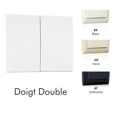 Doigt Double sirius 70611