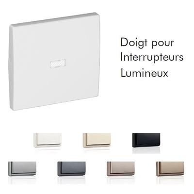 Doigt pour Interrupteur Lumineux APOLO5000