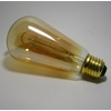 LED Filament décor ST64 3W Gold-4