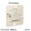 Mécanisme permutateur ou inverseur mec 21051