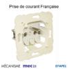 Mécanisme Prise de courant française mec 21110