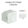 variateur-rotatif-2-modules-quadro-45216sbr-blanc