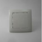 interrupteur Base blanc efapel logus 90