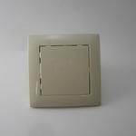 Interrupteur base ivoire efapel logus90