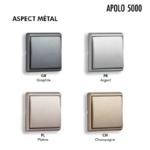 gamme apolo5000 couleur métal