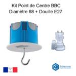 Kit Point de centre BBC diamètre 68 + Douille E27 P36859