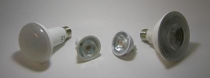 Ampoules Spots LED