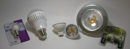 LED Spécifiques
