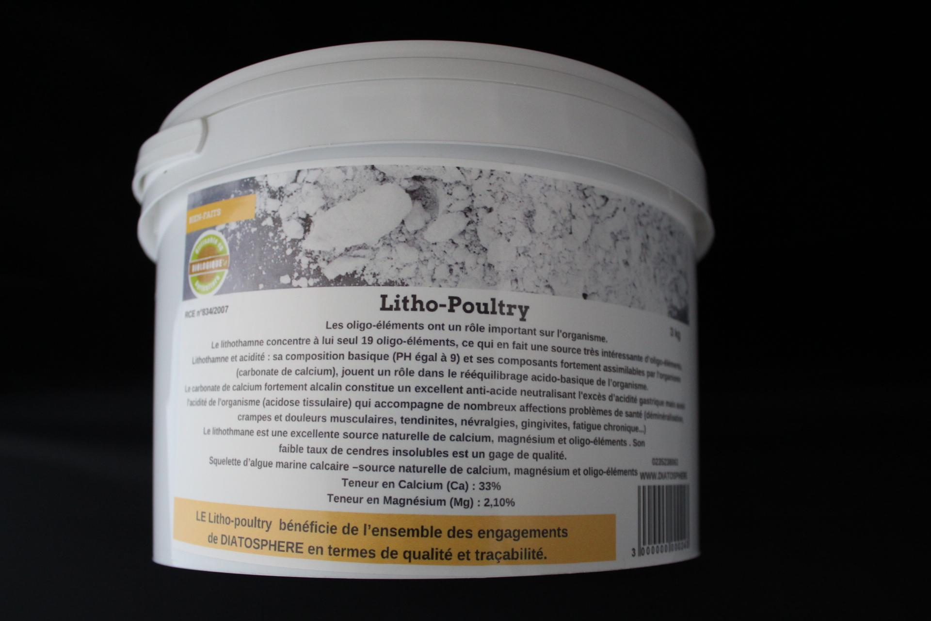 Litho-Poultry