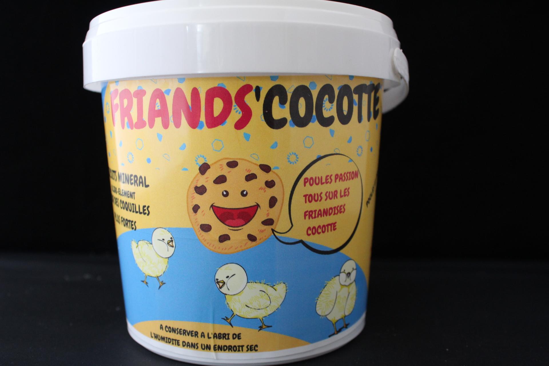 Friands\'cocotte minéral