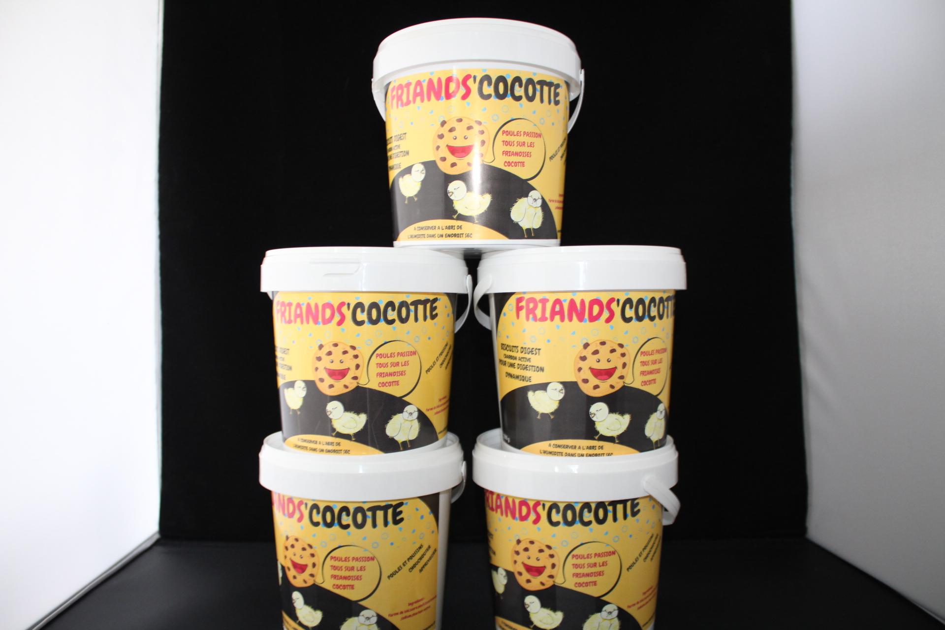 Friands\'cocotte digest