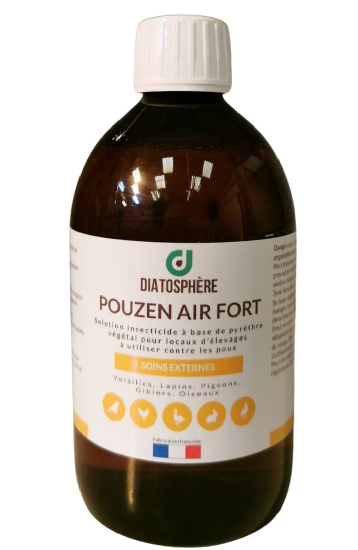 Pouzen Air Fort