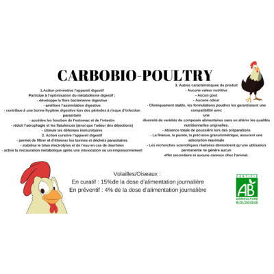 Carbobio-poultry