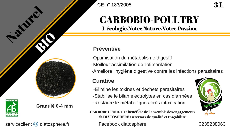 CARBOBIO-POULTRY 3. L