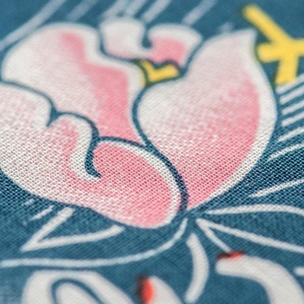 MADAME MO koinobori tattoo geisha coton bio (S) (3)